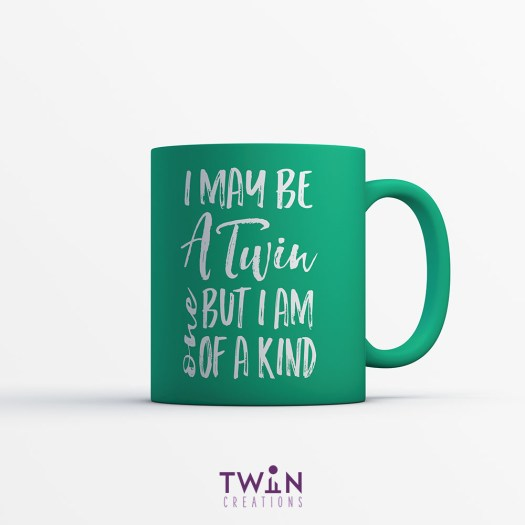 One of a Kind Mug Green