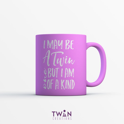 One of a Kind Mug Pink