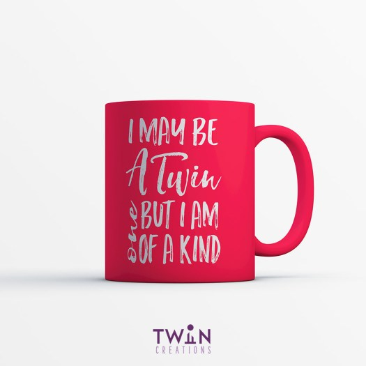 One of a Kind Mug Red