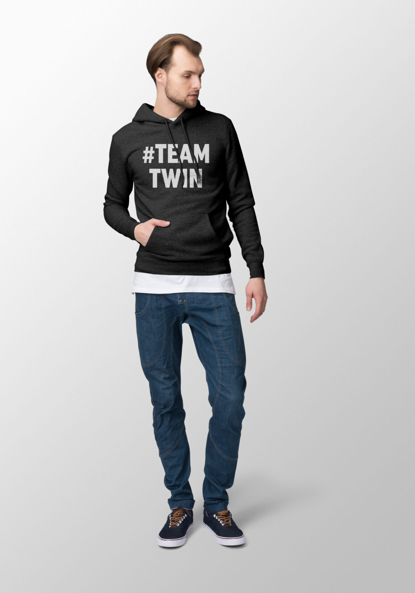 Male Team Twin Hoodie