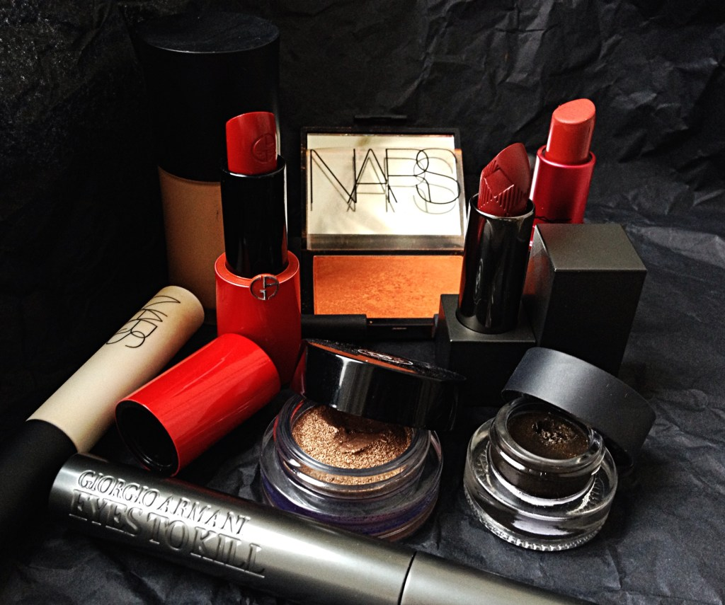 A few of Astrid's beauty favourites!