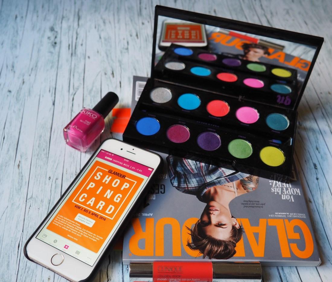 Glamour shopping Week April 2016
