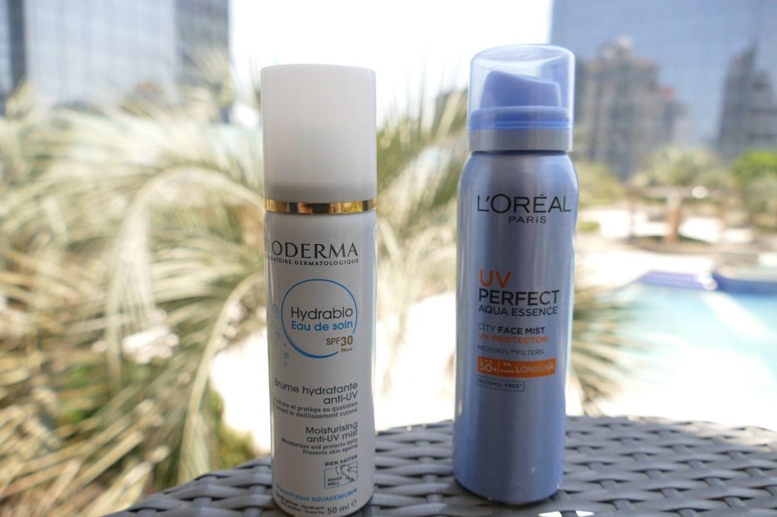 L'Oreal UV Perfect Aqua Essence City Face Mist review