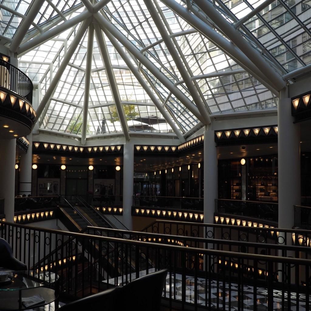 Inside Quartier 206