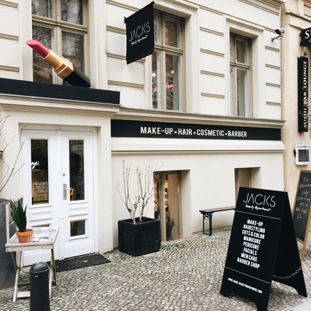 Jacks Beauty Department, Kastanienallee 19, 10435 Berlin