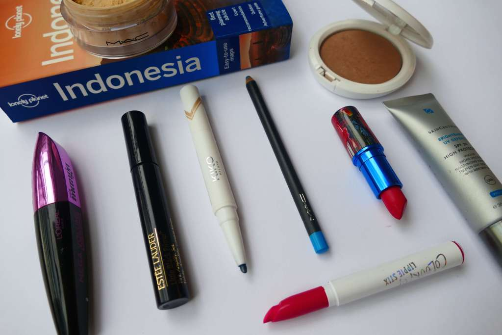 Summer makeup favourites