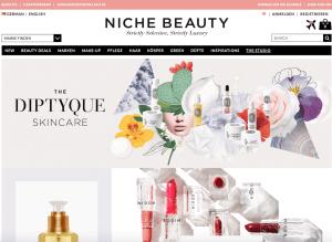 Niche Beauty Glamour Shopping Week