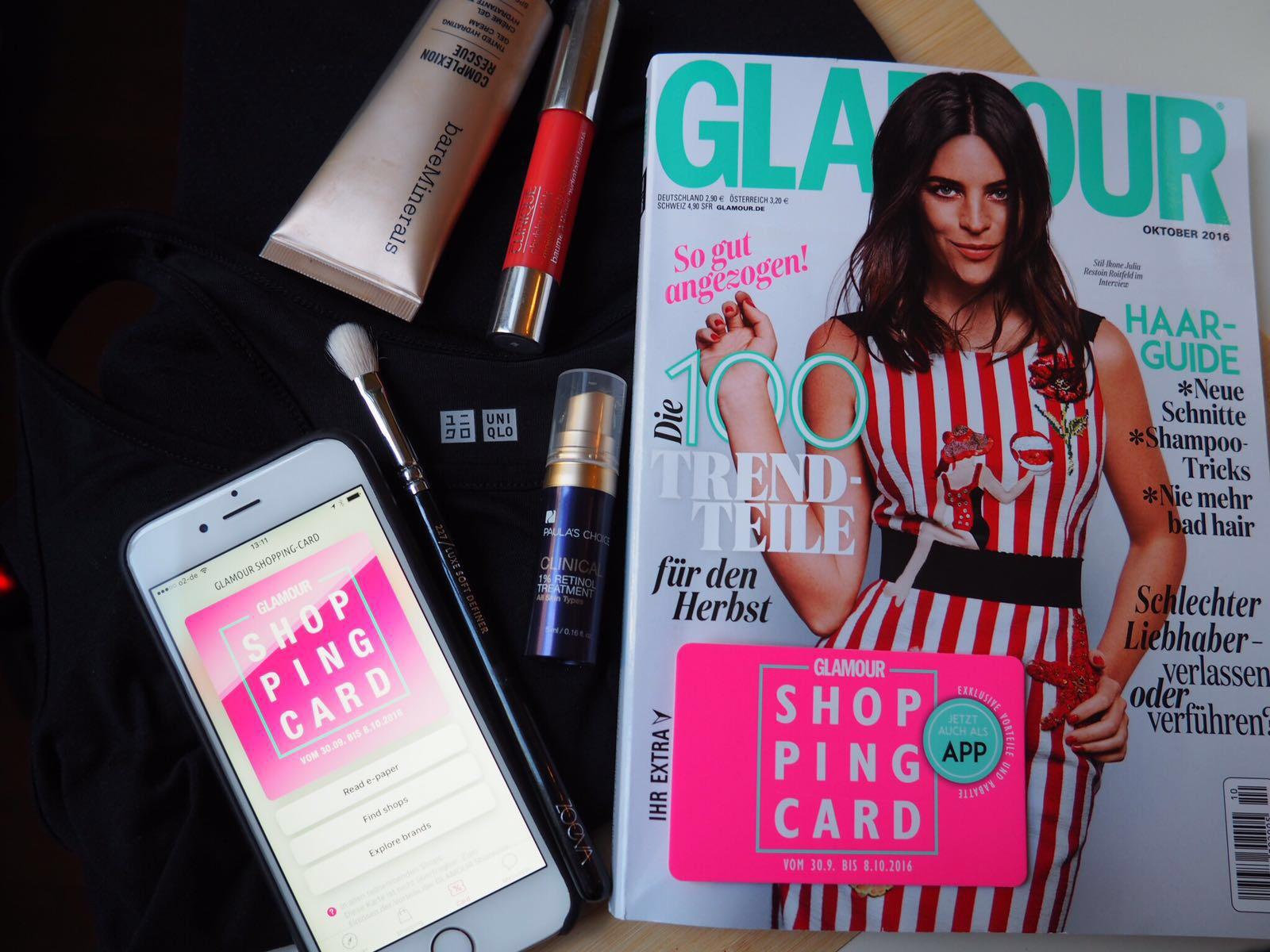 Flaconi Glamour Shopping Week