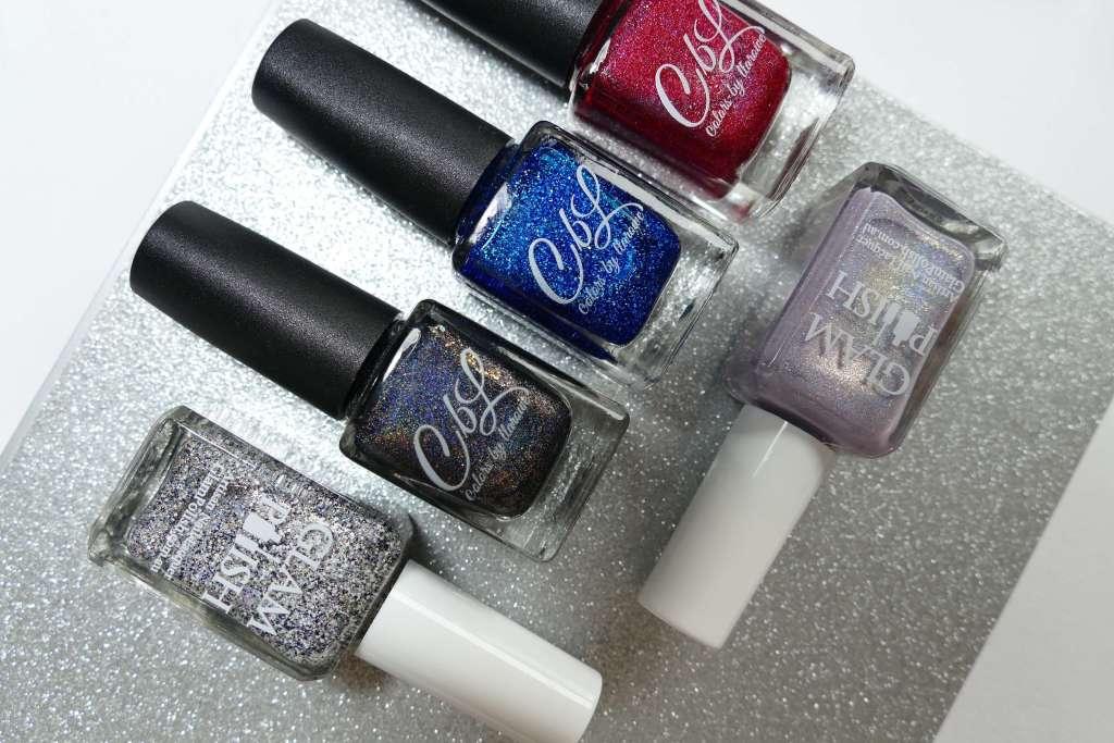 Colors by Llarowe Glam Polish best holos