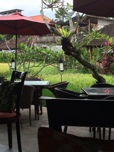Review Three Monkeys Café Ubud