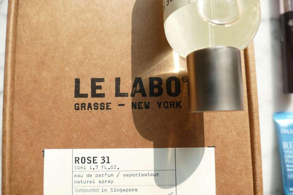 Le Labo Rose 31 review