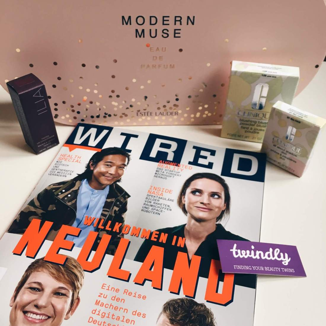 Wired Germany and twindly Giveaways