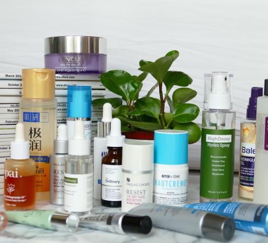 skincare capsule collection