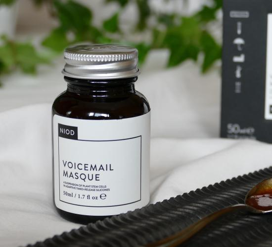 review Niod Voicemail masque