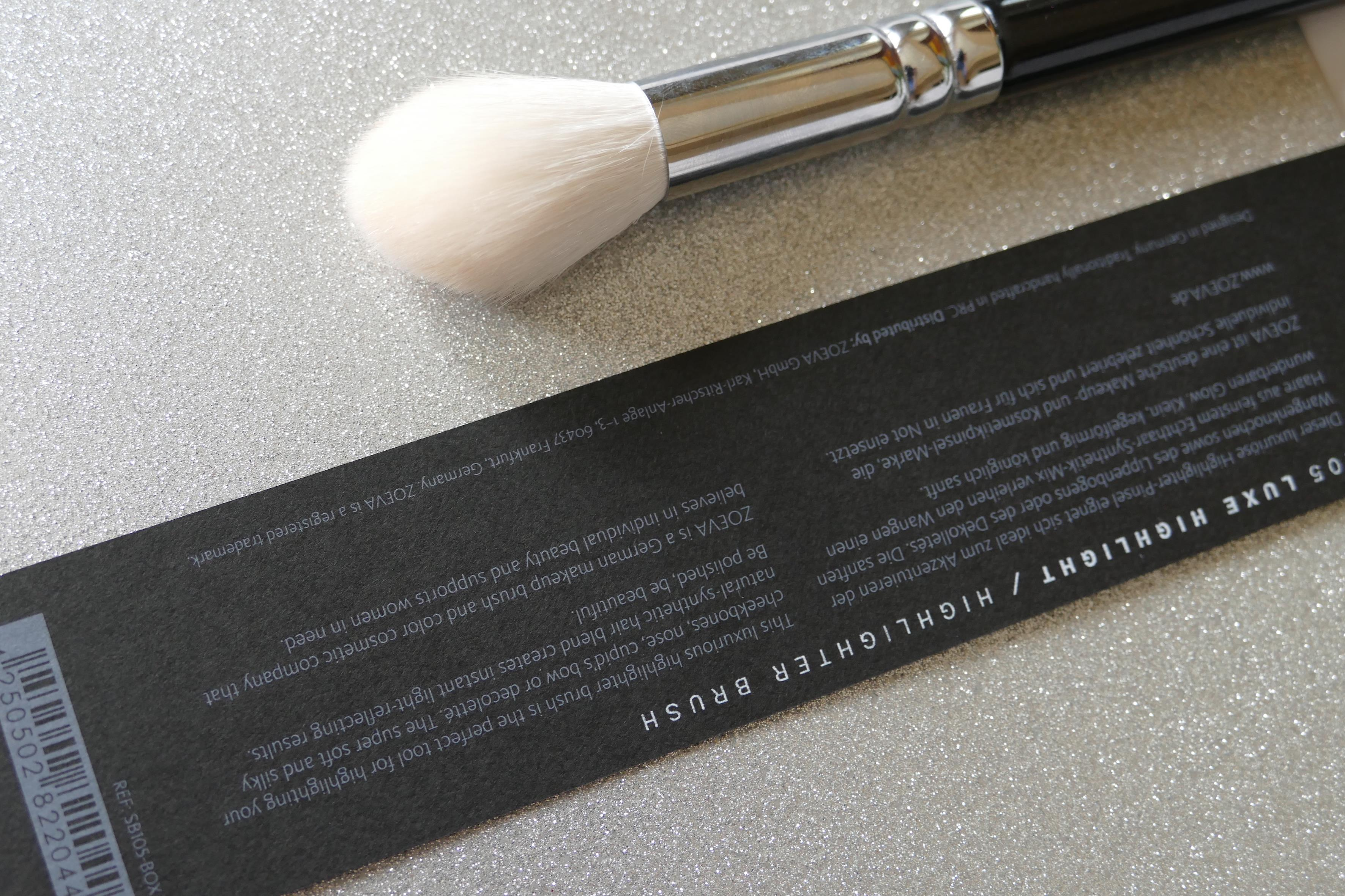 Two Weeks Two Brushes Zoeva Twindly Beauty Blog
