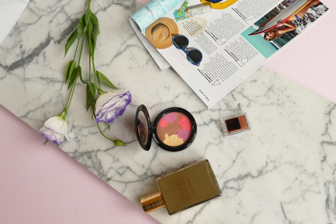 summery beauty favourites in June