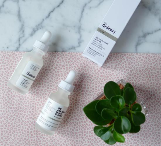 The Ordinary The Buffet and Niacinamide 10% + Zinc 1% review