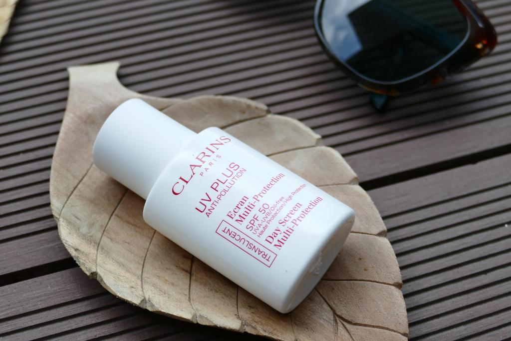 Clarins UV Plus sunscreen review