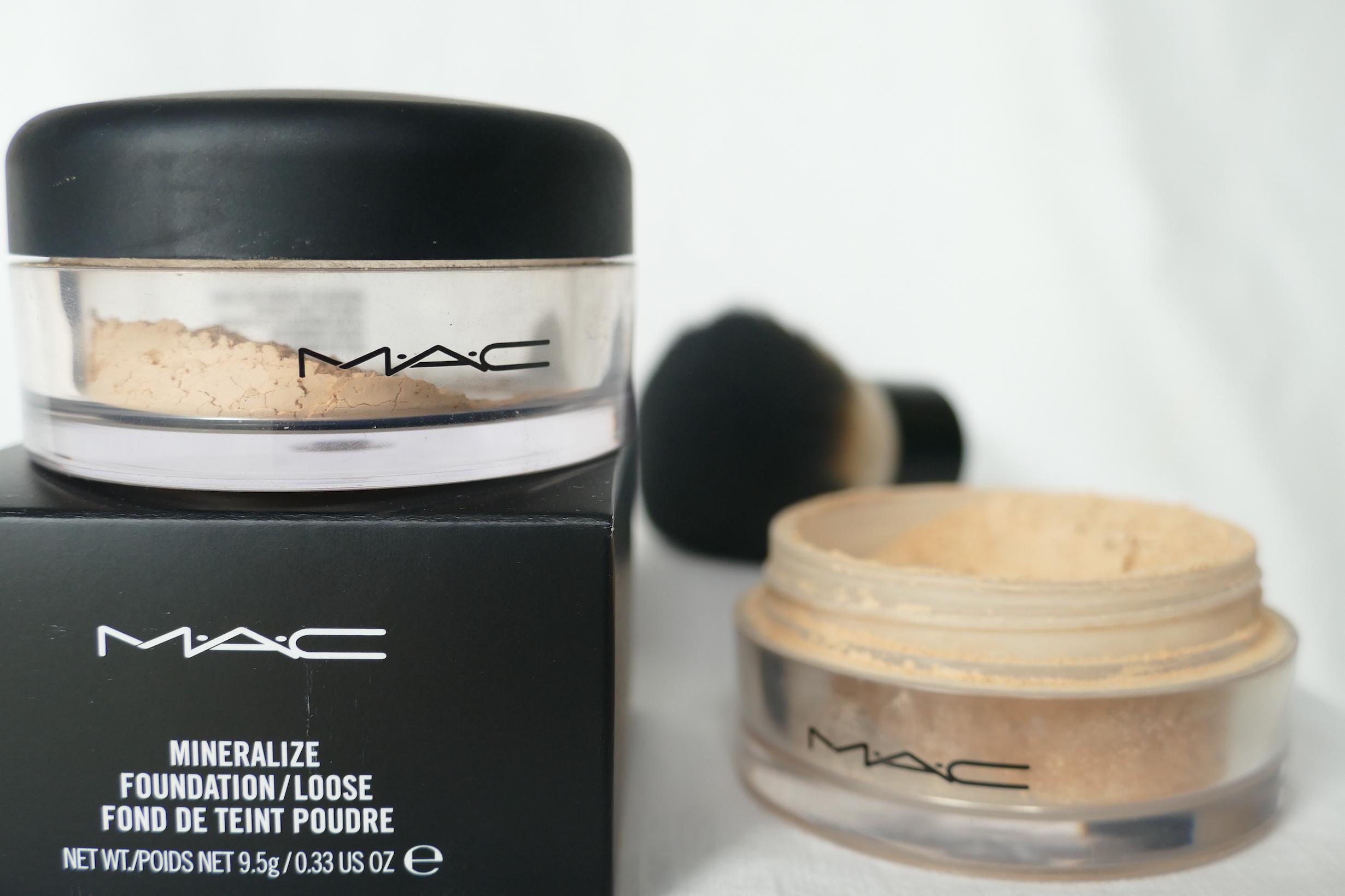MAC discontinues their best summer foundation – heeeeeeelp