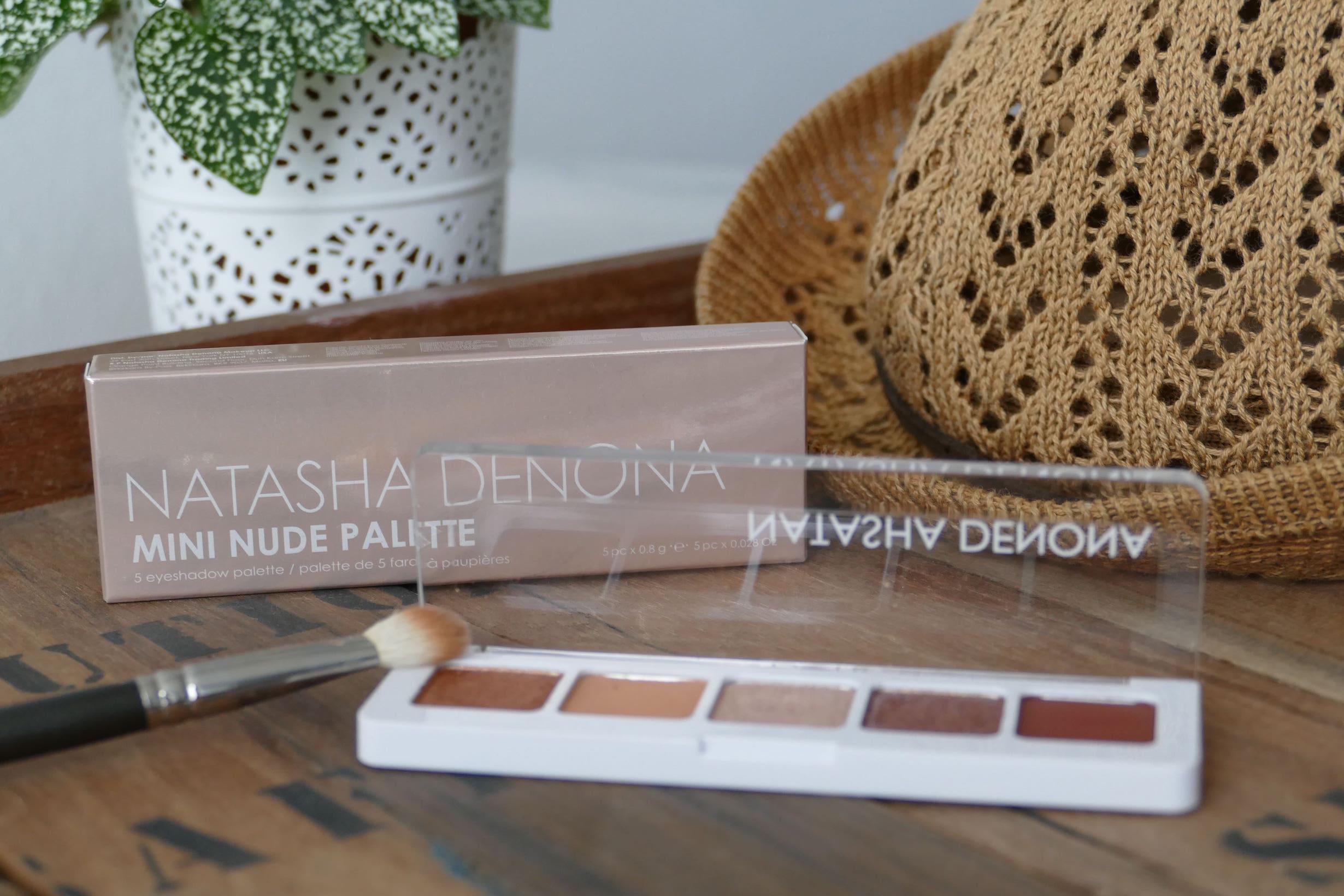 Mini Nude Eyeshadow Palette by Natasha Denona #10