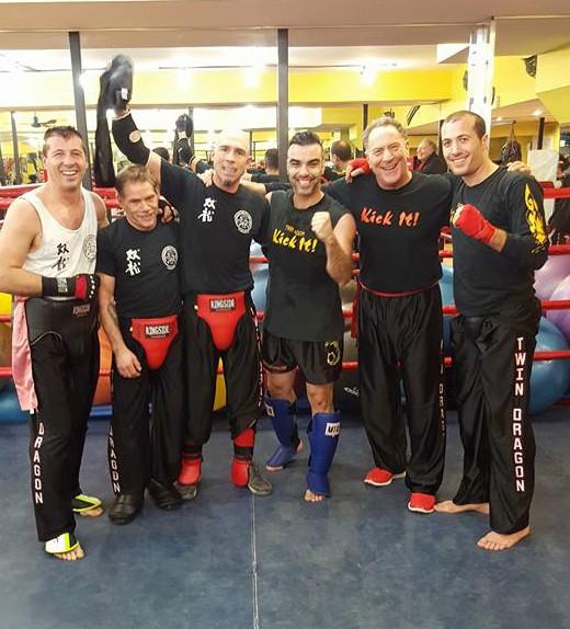 Twin Dragon East Kickboxing - Black Sash Eddie Ramos
