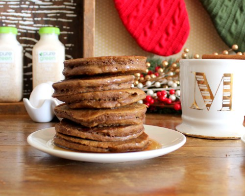 Gingerbread Pancakes_Twine And Braids
