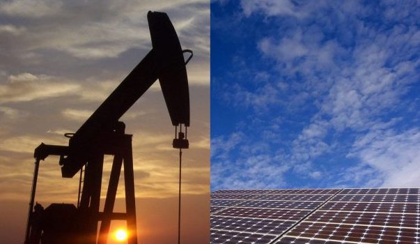 Solar energy helps reduce air pollution caused by fossil fuels