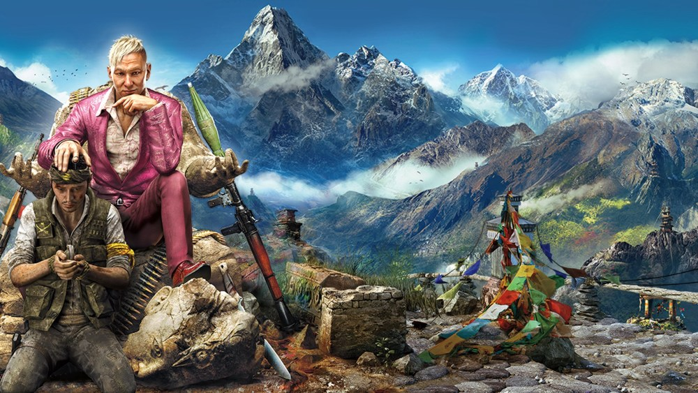 far cry 4 all weapons guide