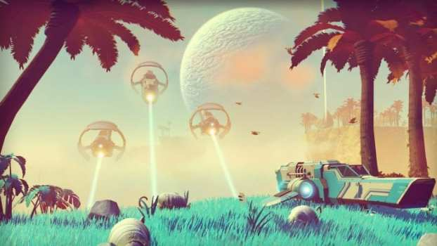 You can discover planets, races, and species and get credit for it