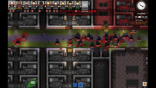 prison architect, mods