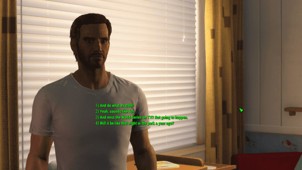 fallout 4 dialogue full mod