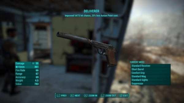 best, legendary, weapons, fallout 4, best fallout 4 weapons, best legendary weapons, how, find, where, locations