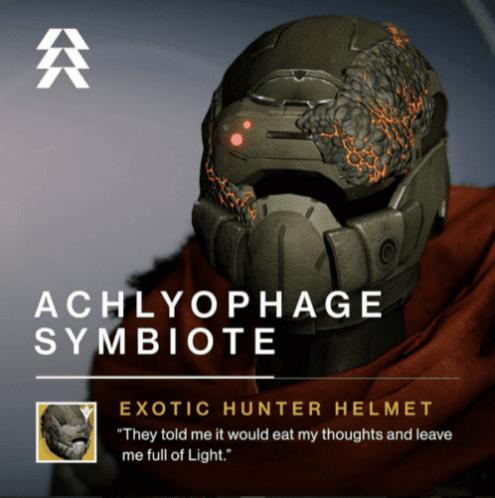 destiny achlyophage symbiote
