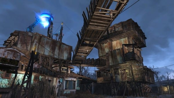 Fallout 4 Best Settlements, mods