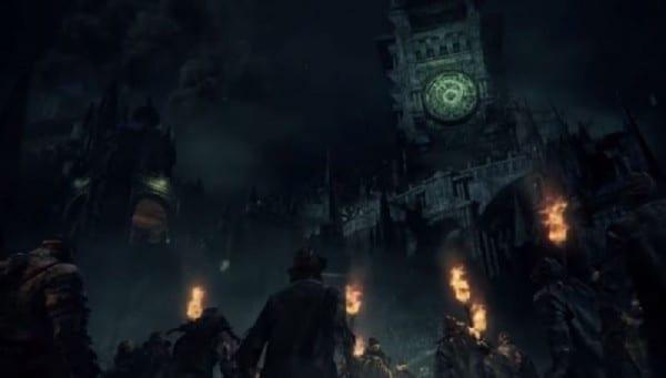 bloodborne astral clock