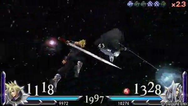 Cloud, Final Fantasy, Dissidia
