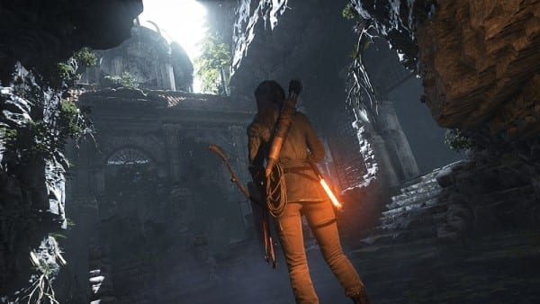 rise of the tomb raider house of the afflicted