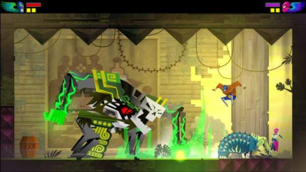 Guacamelee: Super Turbo Edition