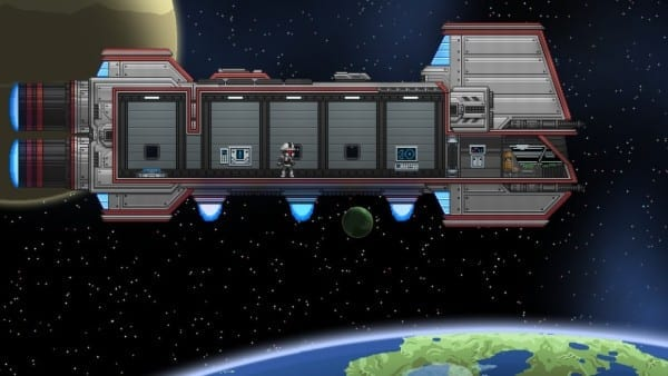 Minecraft, Starbound Early Access