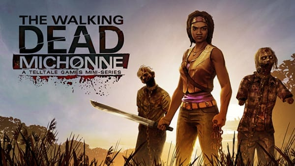 Walking Dead Michonne, games, forget, 2016