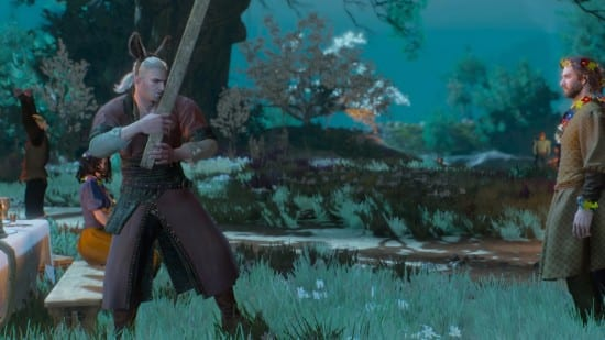Witcher 3, Blood and Wine, Hearts of Stone