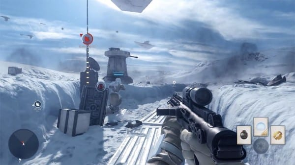 best multiplayer games, 2015, Star Wars Battlefront