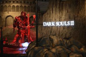 PSX Dark Souls III statue