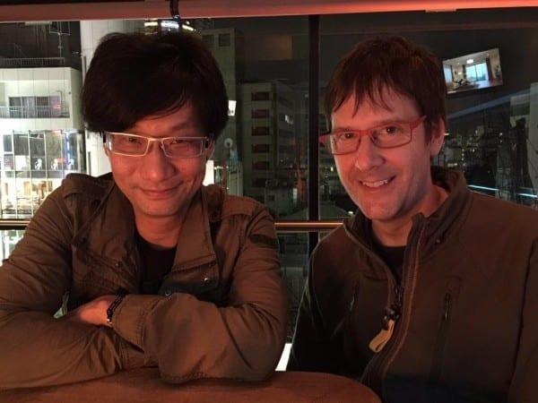 Kojima and Cerny