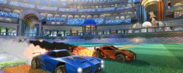 Rocket League, most played games, monthly players