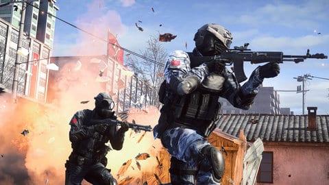 7) Battlefield 4