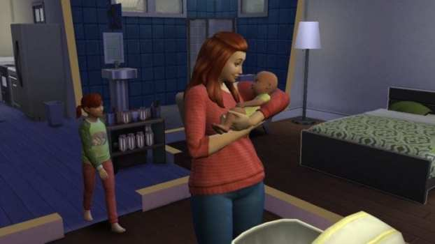 A Child's Imagination - The Sim 4