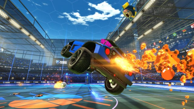 Top 55 Best PS4 Multiplayer Games of All Time Rocket League