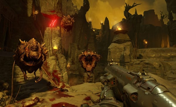 DOOM, Xbox One, confirmed games, list, 2016