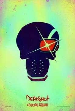 Suicide Squad, poster, Deadshot